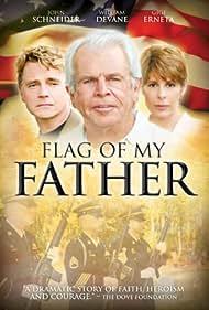 William Devane, GiGi Erneta, and John Schneider in Flag of My Father (2011)