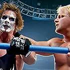 Steve Borden and Jeff Jarrett in WCW Thunder (1998)
