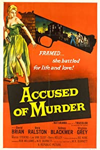 Movies no download Accused of Murder [480i]