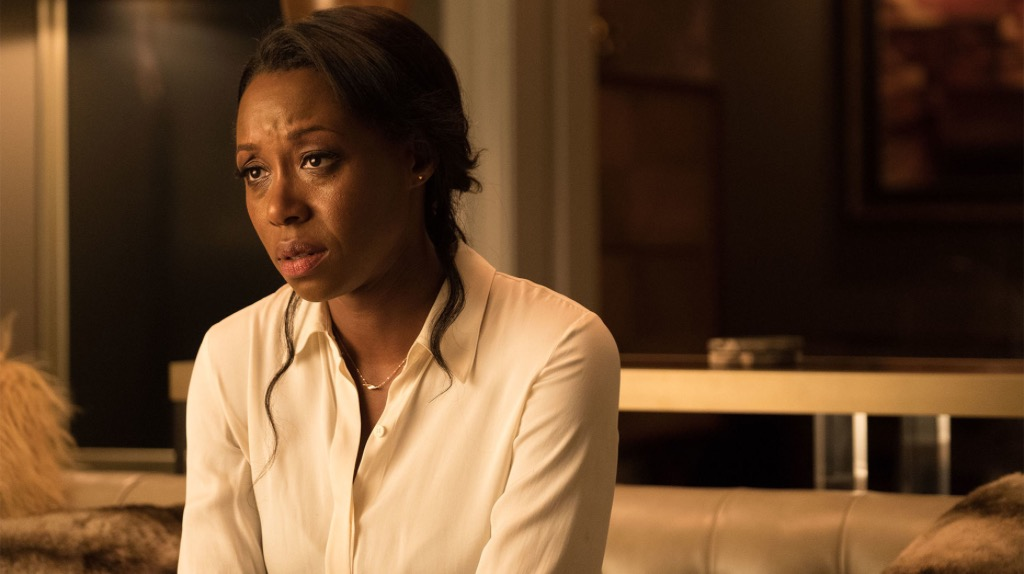 Amanda Warren in The Purge (2018)
