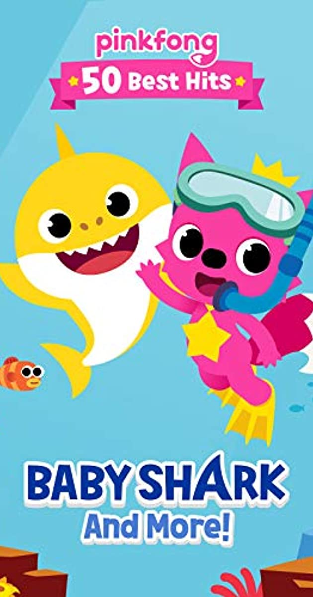 Pinkfong 50 Best Hits: Baby Shark and More (2019)