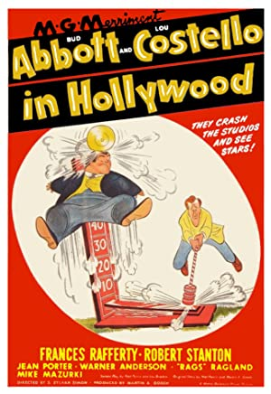 Where to stream Bud Abbott and Lou Costello in Hollywood