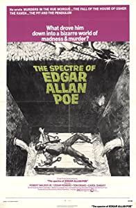 Movie downloads for free sites The Spectre of Edgar Allan Poe none [mkv]