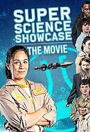 Super Science Showcase Poster