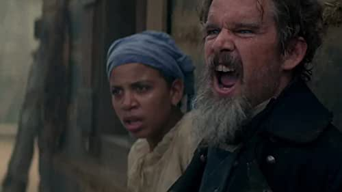 """Ethan Hawke stars as abolitionist John Brown in this Limited Event Series produced by Blumhouse Television based on the award-winning novel. The story is told from the point of view of """"Onion,"""" a fictional enslaved boy who becomes a member of Brown's motley family of abolitionist soldiers battling slavery in Kansas, and eventually finds himself in the famous 1859 Army depot raid at Harpers Ferry, an inciting incident of the Civil War. It's a humorous and dramatic tale of Antebellum America and the ever-changing roles of race, religion and gender in American society."""