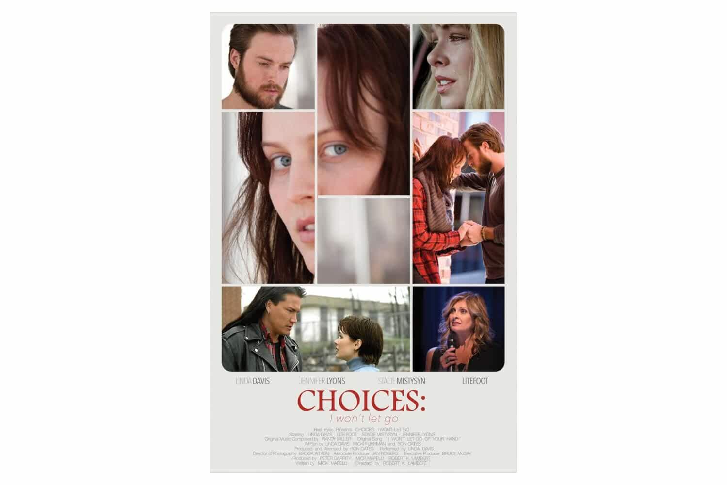 Choices: I Won't Let Go (2018)