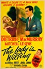 The Lady Is Willing (1942) Poster