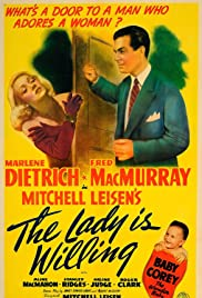 The Lady Is Willing (1942) Poster - Movie Forum, Cast, Reviews
