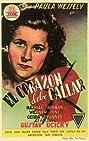 Das Herz muß schweigen (1944) Poster