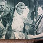 Stewart Granger, Cyd Charisse, and Wendell Corey in The Wild North (1952)