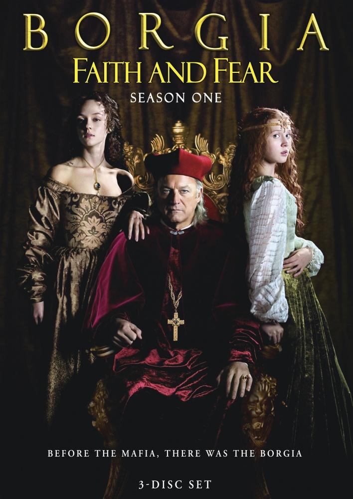 Bordžija: tikėjimas ir baimė (1 Sezonas) (2011) online