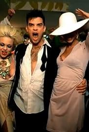 Robbie Williams: Come Undone Poster