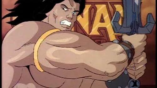 Trailer for The Conan The Adventurer