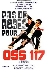 Niente rose per OSS 117 (1968) Poster - Movie Forum, Cast, Reviews