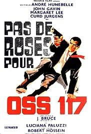 Niente rose per OSS 117 Poster