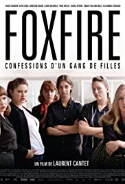 Foxfire: Confessions of a Girl Gang Poster