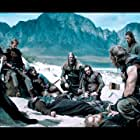 Darrell D'Silva, Ken Duken, Leo Gregory, Tom Hopper, Richard Lothian, Nick Brinker, James Norton, Mark Strepan, and Johan Hegg in Northmen - A Viking Saga (2014)