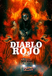 Diablo Rojo PTY Poster