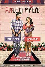Krystal Reyes and Marco Gumabao in Apple of My Eye (2019)