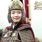 Regina Wan in Dang kou feng yun (2017)