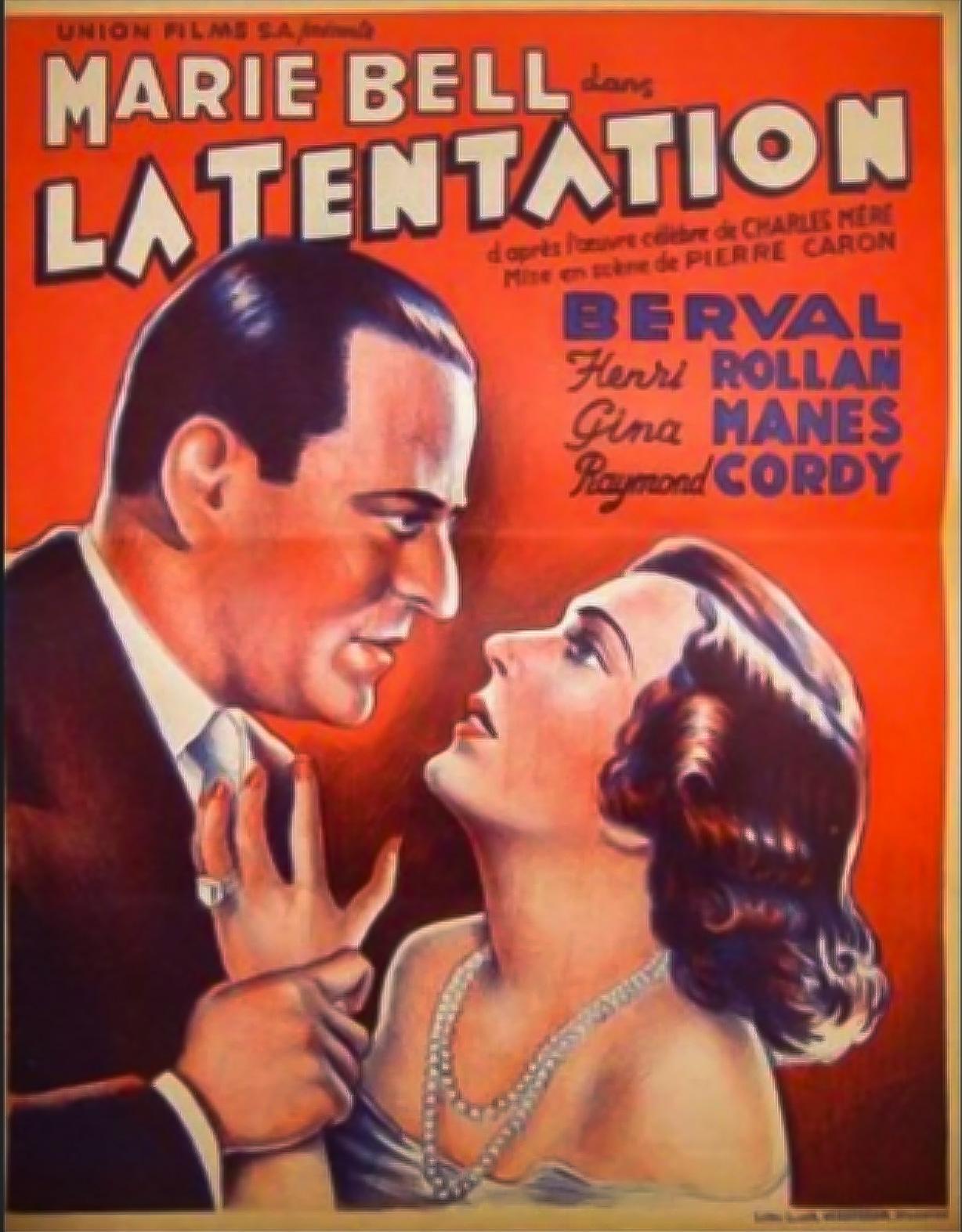 La tentation (1936)