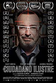 The Distinguished Citizen (2016) El ciudadano ilustre 720p