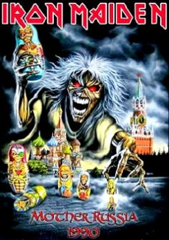 Iron maiden mother russia