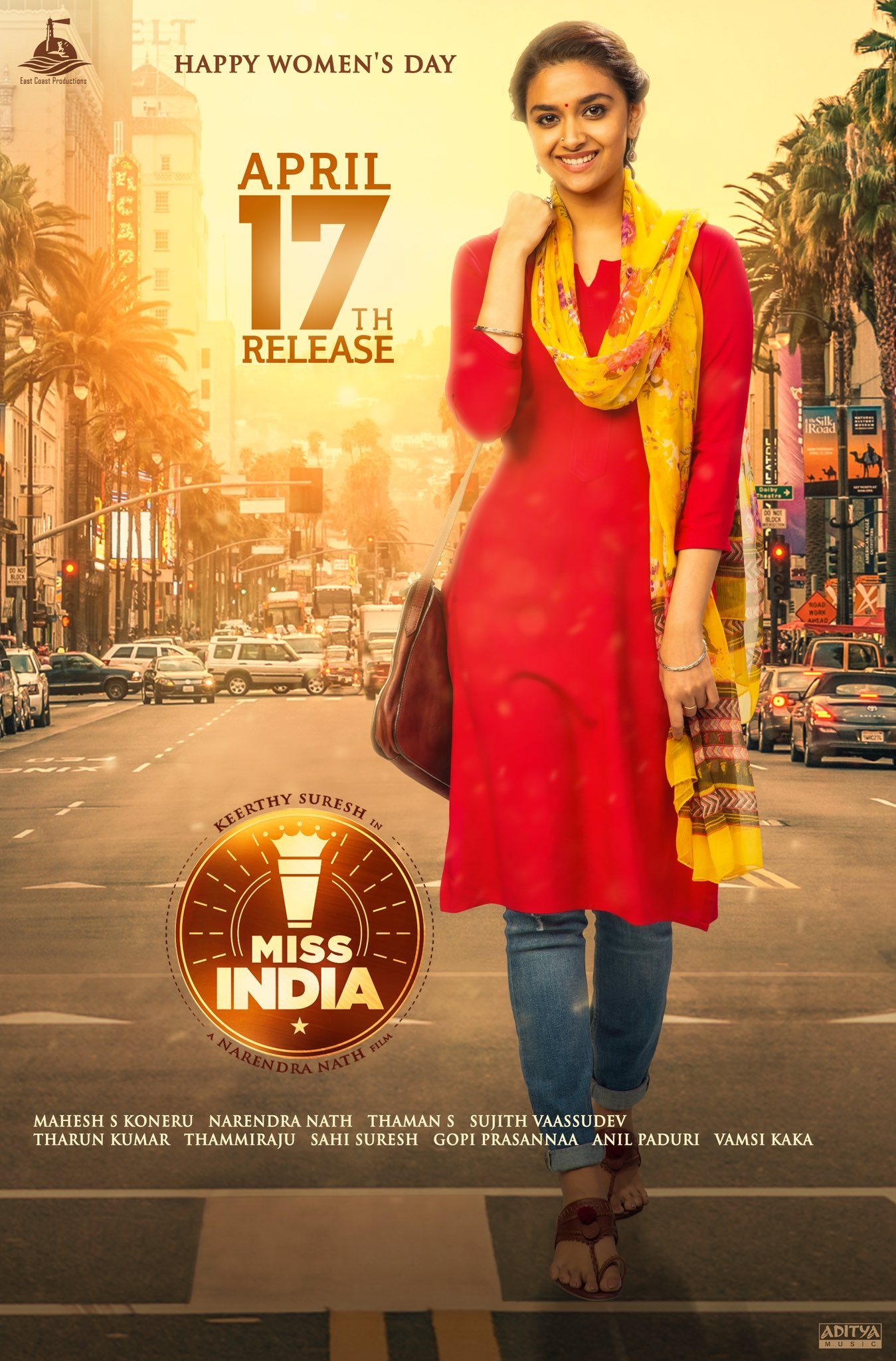 Miss India 2020 Multi Audio 720p UNCUT HDRip ESubs 1.5GB Download