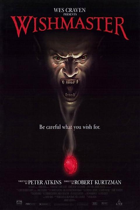 Wishmaster (1997) Hindi Dubbed