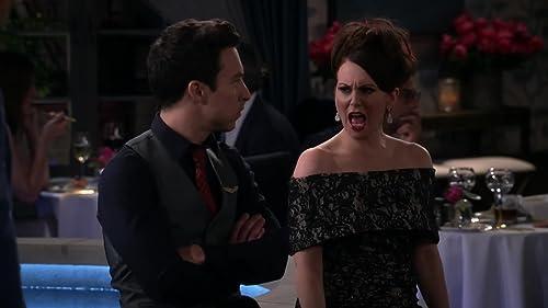 Will & Grace: Karen And Estefan Fight At Jack's Birthday Dinner
