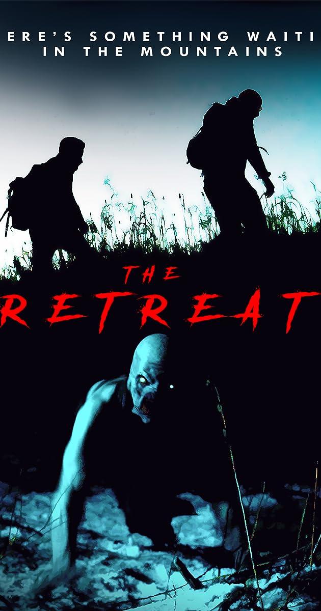 The Retreat 2020 English 720p HDRip 800MB Download