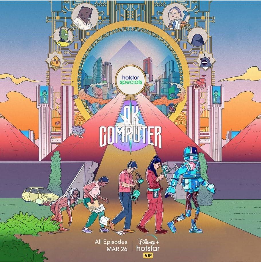 OK Computer (2021) Hotstar S01 Complete [Hin – Mar – Ben] Web Series Watch Online Download