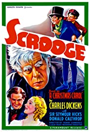Scrooge(1935) Poster - Movie Forum, Cast, Reviews
