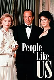 Ben Gazzara, Eva Marie Saint, and Connie Sellecca in People Like Us (1990)