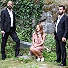 Mert Duman, Ferdi Demir, and Algi Eke in Nasipse Olur (2020)