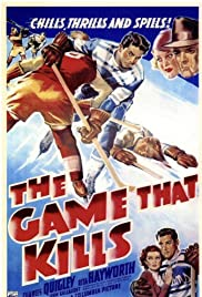 The Game That Kills Poster