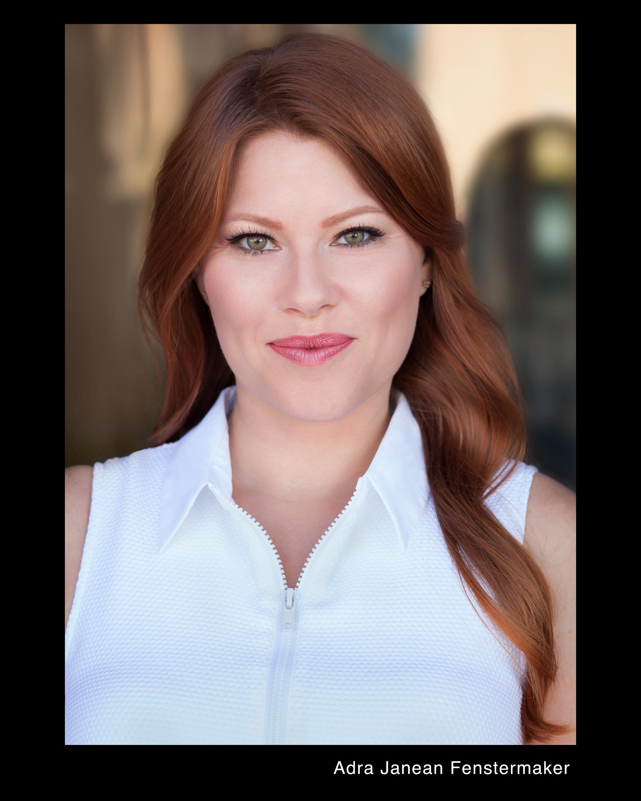 American Actress Adra Janean Fenstermaker