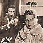 Belinda Lee and Renato Salvatori in I magliari (1959)