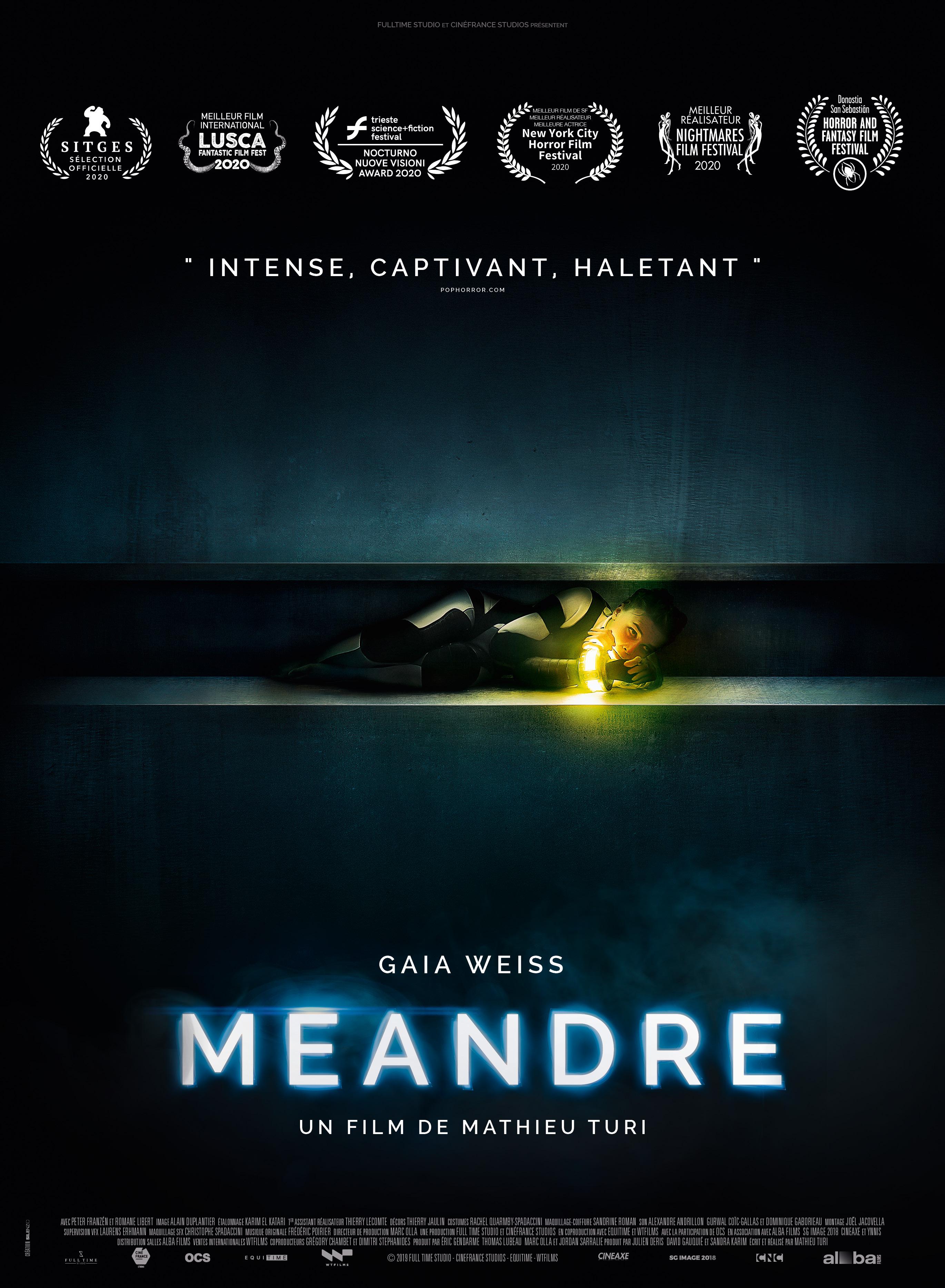 მეანდრი / Meandri / Meander
