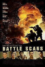Fairuza Balk, David James Elliott, Heather McComb, Zane Holtz, Danny Buday, and Ryan Eggold in Battle Scars (2015)