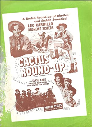 Edward F. Cline Moonlight and Cactus Movie