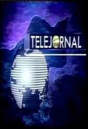 Telejornal Poster