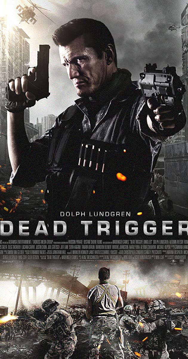 Dead Trigger (2017) - Dead Trigger (2017) - User Reviews - IMDb