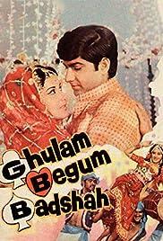 Ghulam Begam Badshah Poster