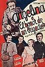 Angelina o el honor de un brigadier (1935) Poster