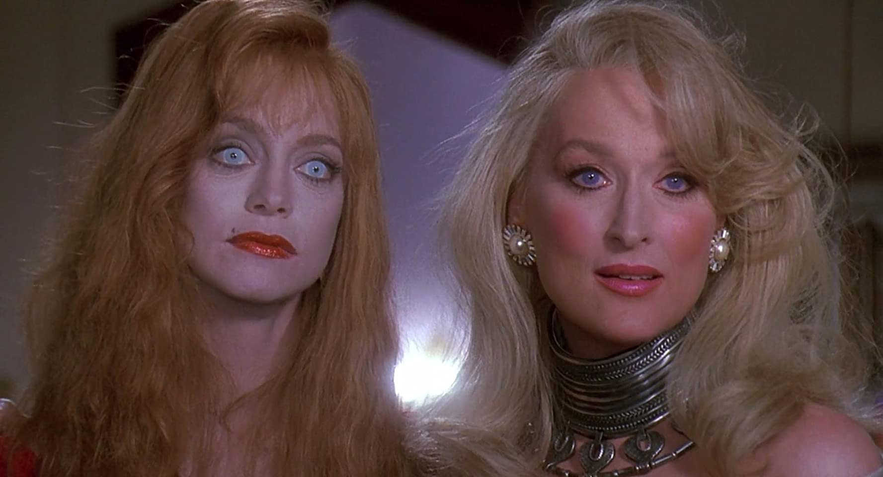 Goldie Hawn and Meryl Streep in Death Becomes Her (1992)