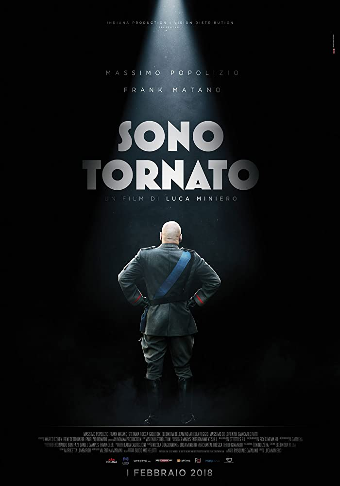 Guarda Sono tornato 2018 Streaming HD Streaming