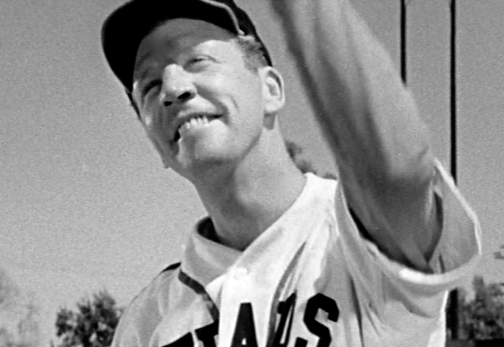 Dan Dailey in The Kid from Left Field (1953)