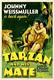 Tarzan and His Mate (1934) Poster - Movie Forum, Cast, Reviews