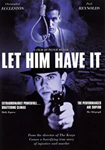 Google movies download Let Him Have It France [BRRip]